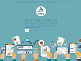 web design and SEO for KTAS a local Stratford business