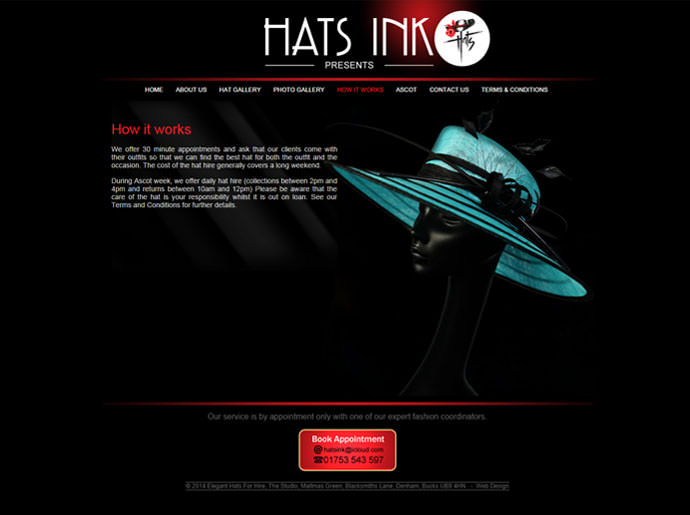 Elegant Hats For Hire 2